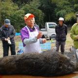 千葉県鋸南町 解体ワークショップに招かれました。